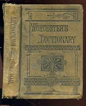 A POCKET DICTIONARY OF THE ENGLISH LANGUAGE: Joseph E. Worcester, Loomis J. Campbell