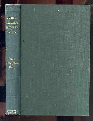 JOHN L. STODDARD'S LECTURES Vol V (5): Stoddard, John L.
