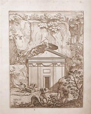 LE PITTURE ANTICHE DEL SEPOLCRO DE NASONII: Bartoli, Pietro Santi.