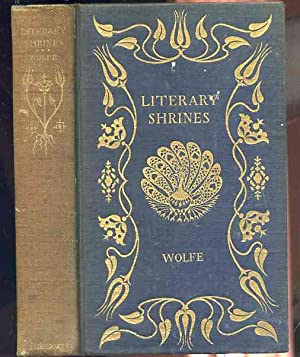 Literary shrines bonds of some famous American authors Limited-Edition 123/412 on Dutch Handmade ...
