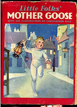 LITTLE FOLKS' MOTHER GOOSE: May not be