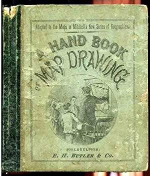 A HAND-BOOK (HAND BOOK) OF MAP DRAWING: Keam, Peter and
