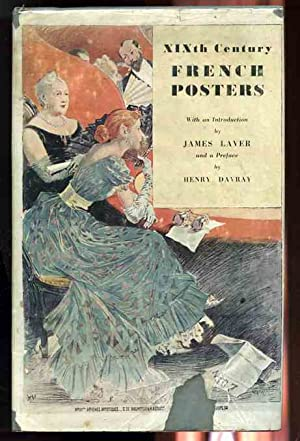 XIXTH CENTURY FRENCH POSTERS: Laver, James (intro.)