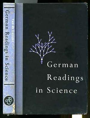GERMAN READINGS IN SCIENCE: Van De Luyster,