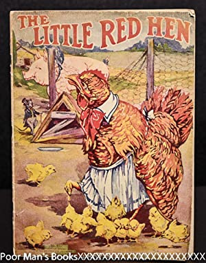 LITTLE RED HEN [WITH LITTLE BLACK SAMBO: Ethel Hays]