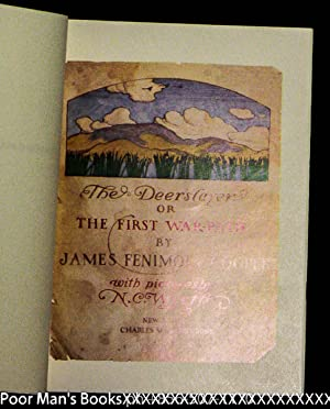 THE DEER SLAYER OR THE FIRST WAR-PATH [SPECIAL EDITION]: Cooper, James Fenimore