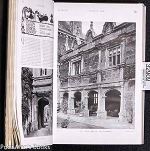 COUNTRY LIFE MAGAZINE LONDON VOL XIII, JAN 3 1903- JUNE 27 1903 [FASHION, GARDENING, LEISURE, ...