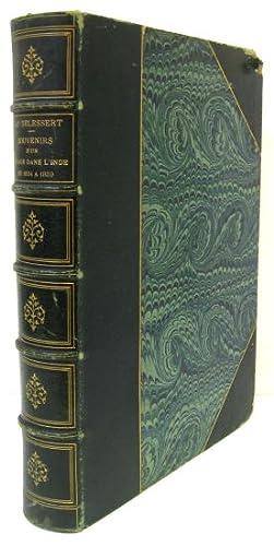 SOUVENIRS D'UN VOYAGE DANS L'INDE, EXECUTE DE 1834 A 1839 [COLOR PLATES] OUVRAGE ENRICHI DE...