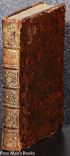 THE HISTORY OF THE GOVERNMENT OF VENICE.: Amelot De La