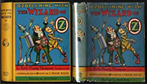 OZOPLANING WITH THE WIZARD OF OZ: Thompson, Ruth Plumly