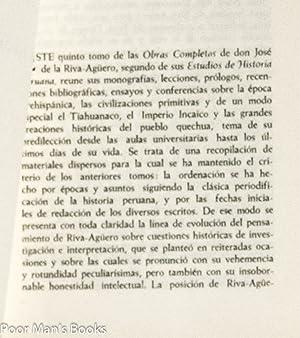 LAS CIVILIZACIONES PRIMITIVAS Y EL IMPERIO INCAICO. INTRODUCCIÓN DE RAÚL PORRAS ...