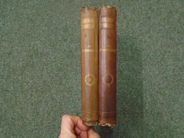 An Autobiography [2 volumes] Trollope, Anthony