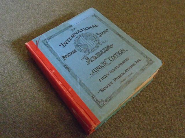 The International Junior Postage Stamp Album
