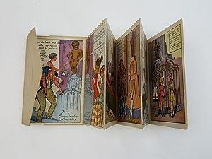 Manneken-Pis Bruxelles, 10 Jolies Cartes Comiques en Couleurs (Serie 2): postcards