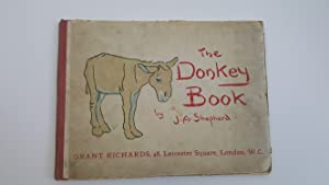 The Donkey Book: Shepherd, J. A. illustrated by the author