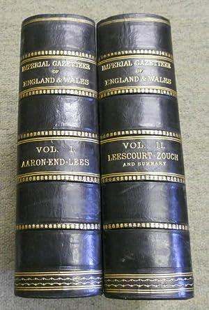 The Imperial Gazetteer of England and Wales;: Wilson, John Marius