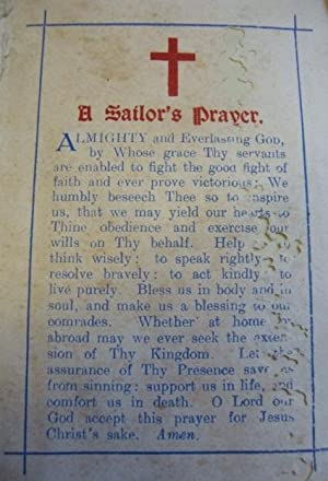 The Holy Bible Containing the Old Testament: Sailor's Bible
