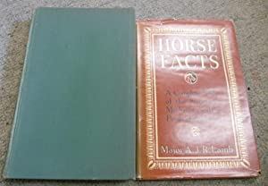 Horse Facts: A Complete Study of the: Lamb, A. J.