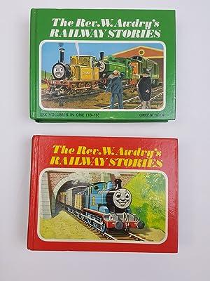 The Rev. W. Awdry's Railway Stories, red: Awdry, Rev. W.