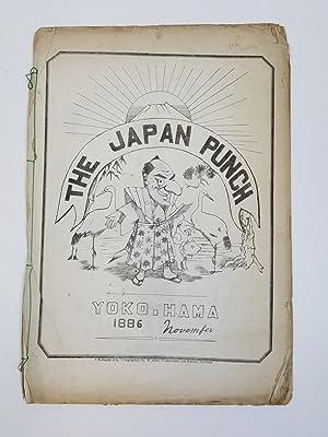 The Japan Punch, Yoko-Hama, November 1886: Wirgman, Charles]