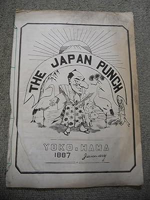 The Japan Punch, Yoko-Hama, January 1887: Wirgman, Charles]