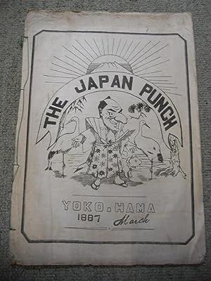 The Japan Punch, Yoko-Hama, March 1887: Wirgman, Charles]