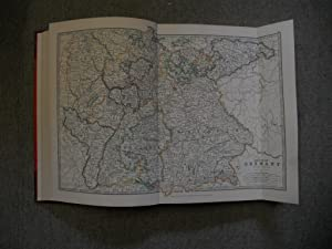 The Handy Royal Atlas of Modern Geography: Johnston (the Late),