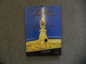 The Lanchester Legacy, A Trilogy of Lanchester: Clark, C.S. Jacket