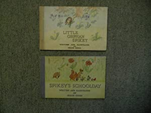 Spikey's Schoolday; Little Orphan Spikey [2 volumes]: Couch, Grace Illustrated