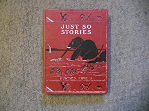 Just So Stories: Kipling, Rudyard Illustrated