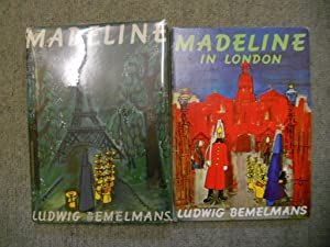 Madeline, Madeline in London [2 volumes]: Bemelmans, Ludwig Illustrated