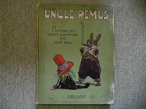 Uncle Remus (or the Story of Mr: Chandler Harris, Joel
