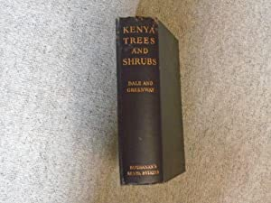 Kenya Trees & Shrubs: Dale, Ivan R.