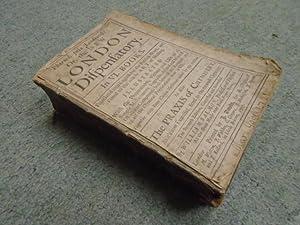 Pharmacopoeia Londinensis: Or the New London Dispensatory.: Salmon, William
