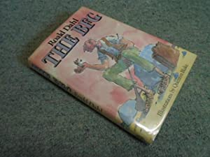 The BFG: Dahl, Roald Illustrations