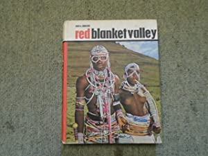 Red Blanket Valley: Broster, Joan A.