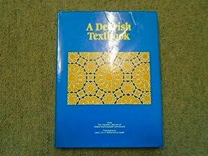 A Dervish Textbook from the 'Awarifu-L-Ma'arif Written: Suhrawadi, Sheikh Shahabuddin