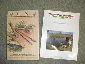 2 Volumes on Aboriginal Plant Use: Punu-: Goddard, Cliff and