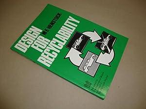 Design for Recyclability: Henstock, M E