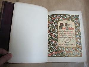 The Church's Floral Kalandar.: Cuyler, Emily [Compiler