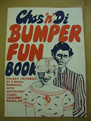 Chas 'n' Di Bumper Fun Book: Coarse and Crass