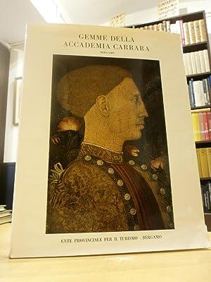 GEMME DELLA ACCADEMIA CARRARA - Bergamo: WITTGENS, FERNANDA.
