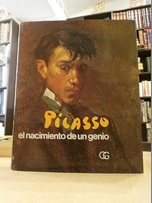 PICASSO EL NACIMIENTO DE UN GENIO.: CIRLOT, JUAN-EDUARDO.