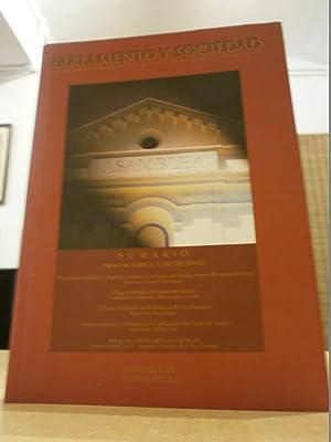 PARLAMENTO Y SOCIEDAD. Anuario de ciencia jurídica