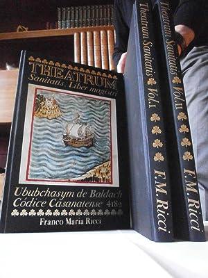 THEATRUM SANITATIS. Franco Maria Ricci, FMR, Colección Los Signos del Hombre. 3 TOMOS