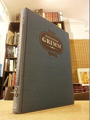 RONDALLES DE GRIMM. Il·lustrades per Arthur Rackham.: GRIMM