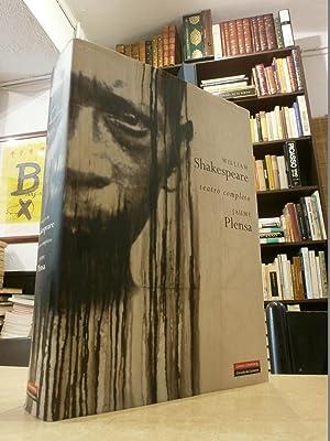 Teatro Completo. Ilustraciones De Jaume Plensa.: SHAKESPEARE, WILLIAM.