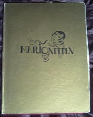 Marionetten. Mit textlichen Beiträgen von Hans Jelmoli: Altherr, Alfred (Hrsg.),