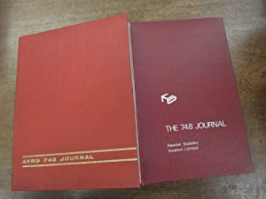Avro 748 Journal. Vols. 1, 2, 3, and 4.