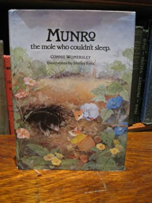Munro. The Mole Who Couldn't Sleep